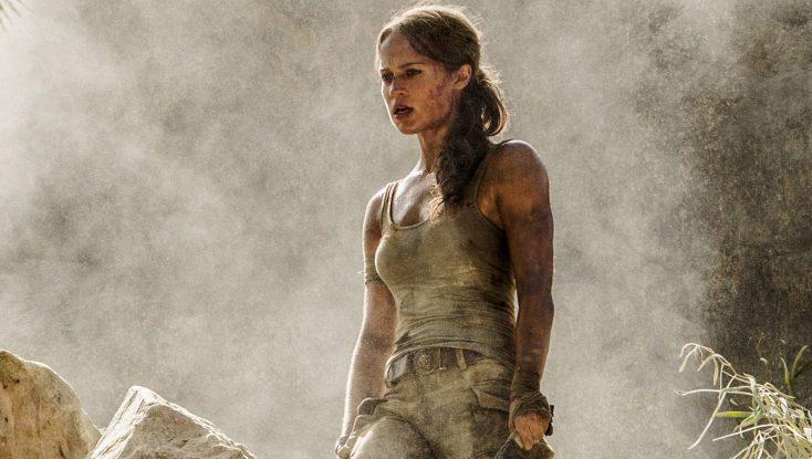 Alicia Vikander Stars in Rebooted 'Tomb Raider'
