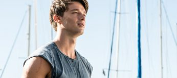 Patrick Schwarzenegger Pumped Up for Lead Role in 'Midnight Sun'