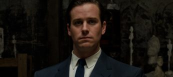 'Portrait' of Armie Hammer
