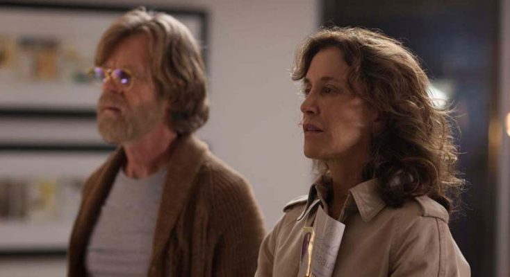 Photos: EXCLUSIVE: 'Krystal' is a Family Affair for Felicity Huffman