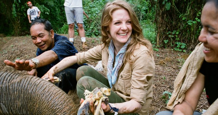 EXCLUSIVE: You Will Never Forget Ashley Bell's Elephant Documentary