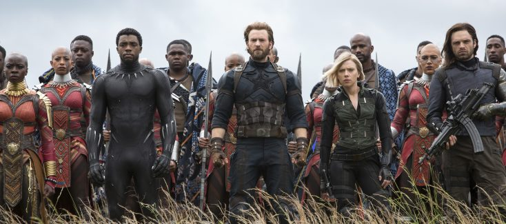 Photos: 'Avengers: Infinity War' Proves Good Things Come to Those Who Wait