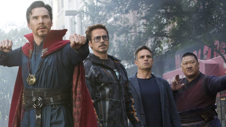 Photos: Is This an 'Avengers' Press Conference? Bingo!