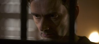 Photos: David Tennant Goes Full Psychopath in 'Bad Samaritan'