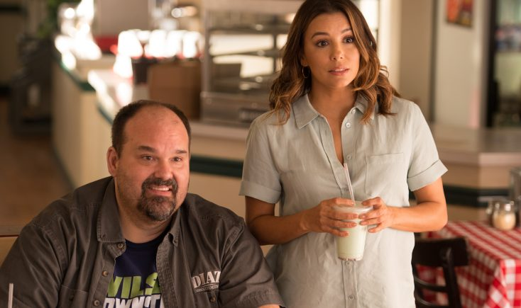 Longtime Friends Eva Longoria and Mel Rodriguez Play Married Couple in 'Overboard'
