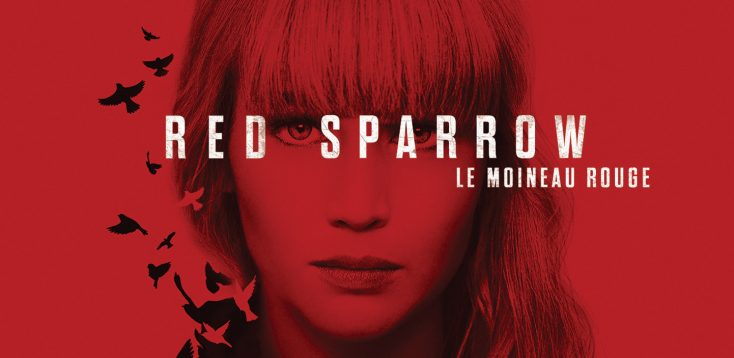 'Red Sparrow' and 'I Kill Giants,' More Available on Home Entertainment