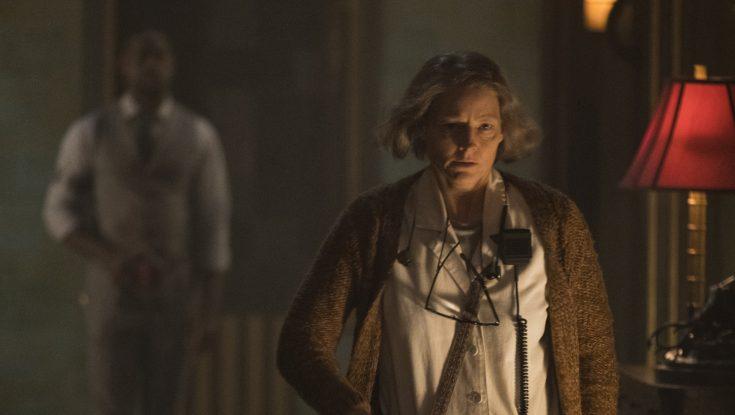 Photos: Jodie Foster Fixes Injured Criminals in Dystopian 'Hotel Artemis,' Talks Hollywood Evolution