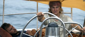 Shailene Woodley Battles Mother Nature in 'Adrift'