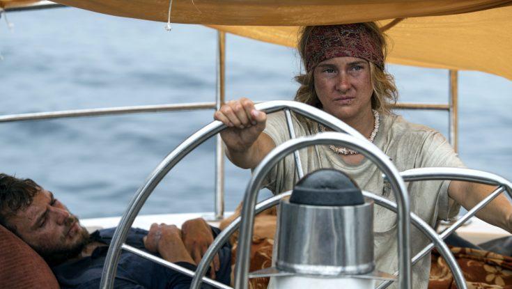Shailene Woodley Battles Mother Nature in 'Adrift'