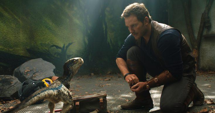 'Jurassic World: Fallen Kingdom' is a Roaring Good Time