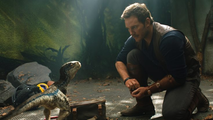 'Jurassic World: Fallen Kingdom' is a Roaring Good Time