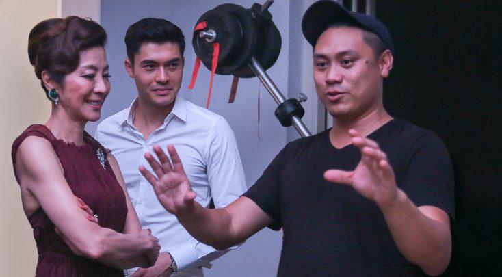 Author, Filmmakers Talk Bringing 'Crazy Rich Asians' to Big Screen