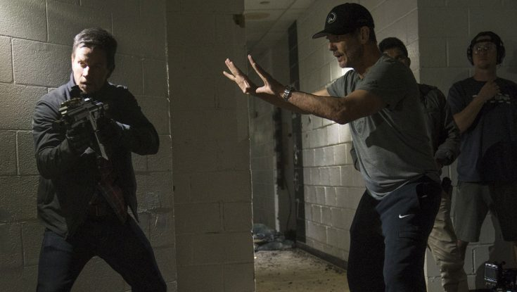 Mark Wahlberg Goes the Distance in 'Mile 22'