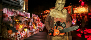 'The Purge,' 'Halloween,' Blumhouse Horror Hits Haunt Universal Studios Hollywood