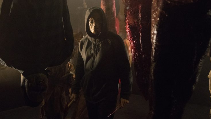 'Hell Fest' Arrives in Theaters, Theme Parks