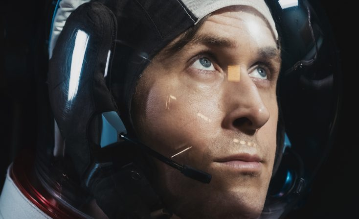 Photos: It's a Family Affair for Gosling, Foy in 'First Man'