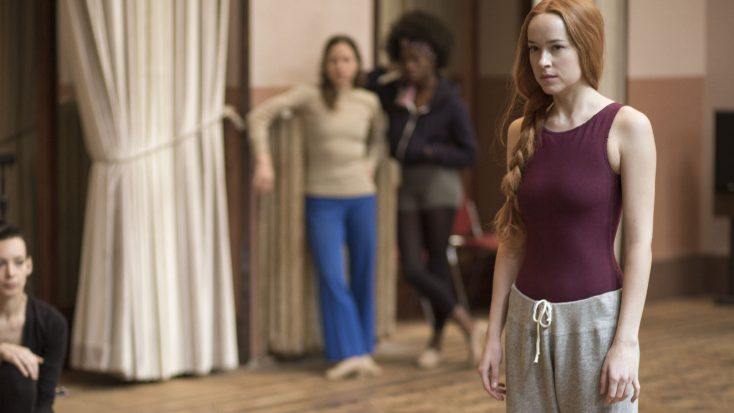 Photos: EXCLUSIVE: Mia Goth in a Witch's Brew of Dance in 'Suspiria'