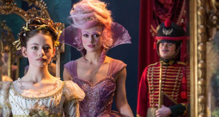 Photos: MacKenzie Foy, Keira Knightley Show Girl Power in Disney's 'Nutcracker' Film