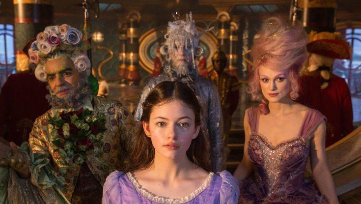 MacKenzie Foy, Keira Knightley Show Girl Power in Disney's 'Nutcracker' Film