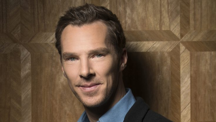 Photos: Benedict Cumberbatch Gets Dastardly in 'Grinch'