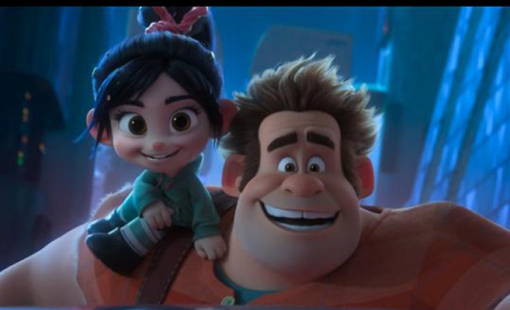 Reilly and Silverman Download Ralph and Vanellope in Sequel