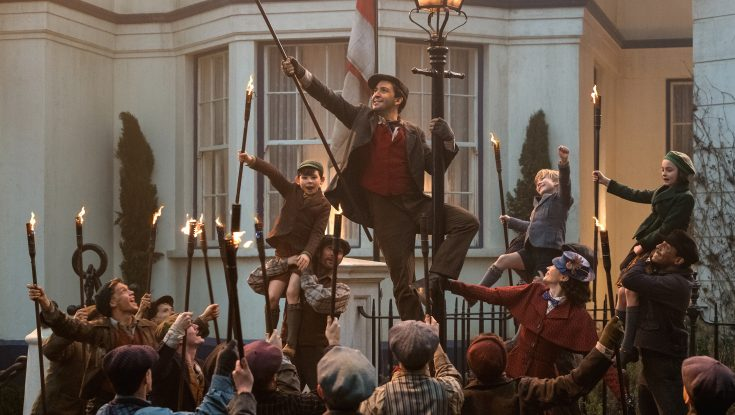 Photos: Easily Forgettable 'Mary Poppins Returns' is Missing the Magic of its Predecessor