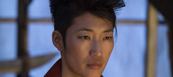Photos: EXCLUSIVE: Musician-Actress Jihae Flies High as Antihero in 'Mortal Engines'