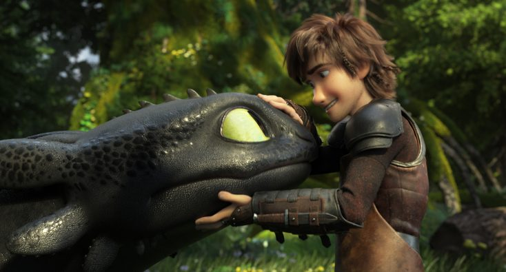 EXCLUSIVE: Filmmaker Dean DeBlois Takes a Colorful and Emotional Ride with 'How to Train Your Dragon' Finale