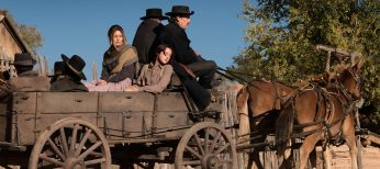 Photos: EXCLUSIVE: Vincent D'Onofrio at the Reins of 'The Kid'