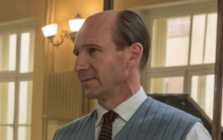 Ralph Fiennes Talks on 'White Crow,' Reminisces on 'Harry Potter,' More
