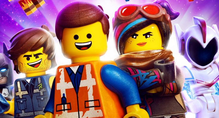 'What Men Want,' 'Lego Movie 2,' 'No Offence,' More on Home Entertainment … Plus Giveaways!!!