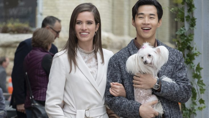 Photos: EXCLUSIVE: K-Pop Star Henry Lau Sets Course for Hollywood with 'A Dog's Journey'