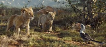 Cub Actors Roar to Life as Simba and Nala in New 'The Lion King'