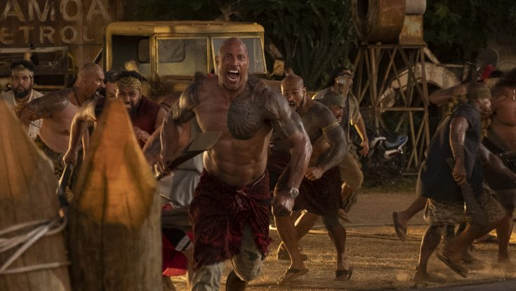 Dwayne Johnson Brings It Home for 'Hobbs & Shaw'