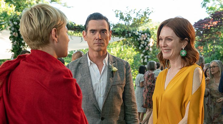 Photos: Bart Freundlich Casts Real Life Mate Julianne Moore in 'After the Wedding'