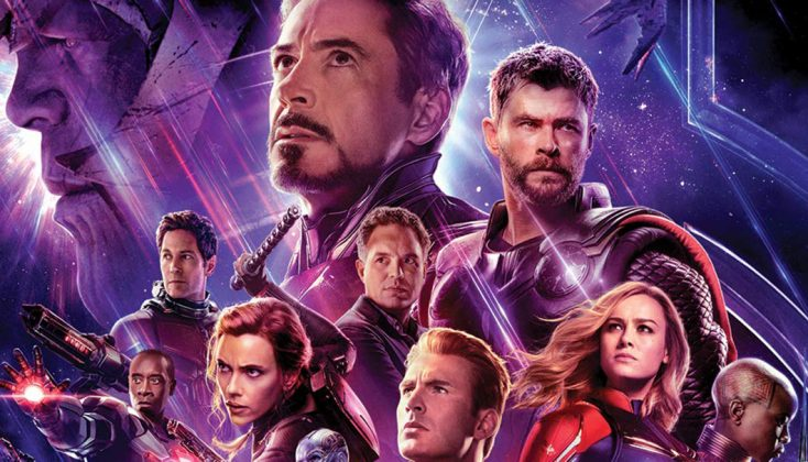Photos: REVIEW: Marvel's Epic 'Avengers Endgame' Blu-ray Brims With Bonuses