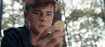 """It"" Teen Jaeden Martell Goes for the Gold in 'Low Tide'"