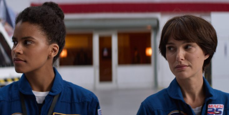 Photos: Natalie Portman is a Space Oddity in 'Lucy in the Sky'