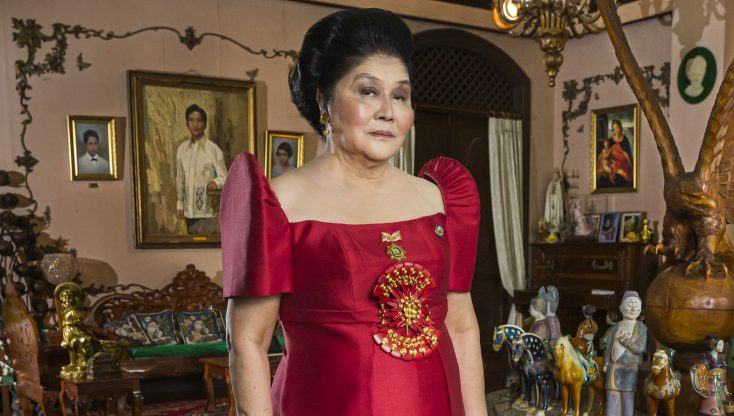 Documentarian Focuses Her Lens on Imelda Marcos in 'The Kingmaker'