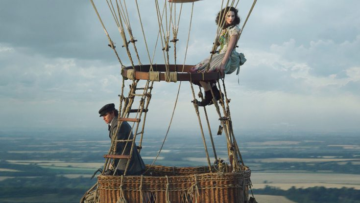 Photos: EXCLUSIVE: Award-winning Costume Designer Alexandra Byrne is a Cut Above with 'The Aeronauts'
