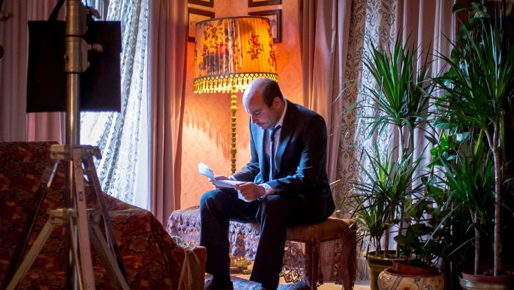 Photos:  In Fabric EXCLUSIVE: Filmmaker Peter Strickland Fashions a Dark Comedy with 'In Fabric'