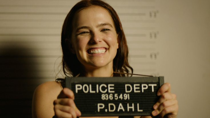 Zoey Deutch Takes a Swipe at the Debt Crisis with Comedy 'Buffaloed'