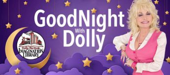 Dolly Parton Bids Your Little Ones Goodnight
