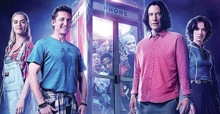 'Bill & Ted,' 'Guest House,' 'Sasquatch,' More on Home Entertainment This Week