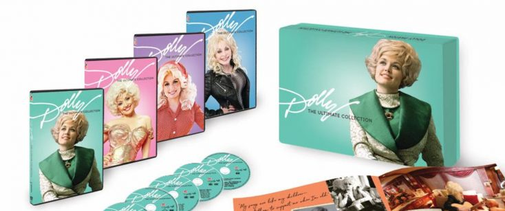 Photos: Ultimate Dolly Parton DVD Collection Available In Time For Gift-Giving
