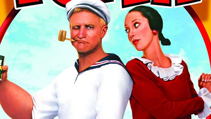 Photos: Classic Eddie Murphy films, 'Top Gun' in 4K UHD, 'Popeye,' More on Home Video