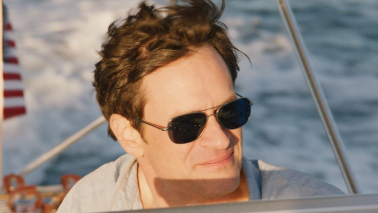 Photos: EXCLUSIVE: Practical Experience Plays Role in Tom Everett Scott's Supportive Spouse Character in 'Sister of the Groom'
