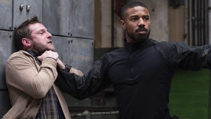 """Water Baby"" Michael B. Jordan Dives into Iconic Action Hero Role in 'Without Remorse'"