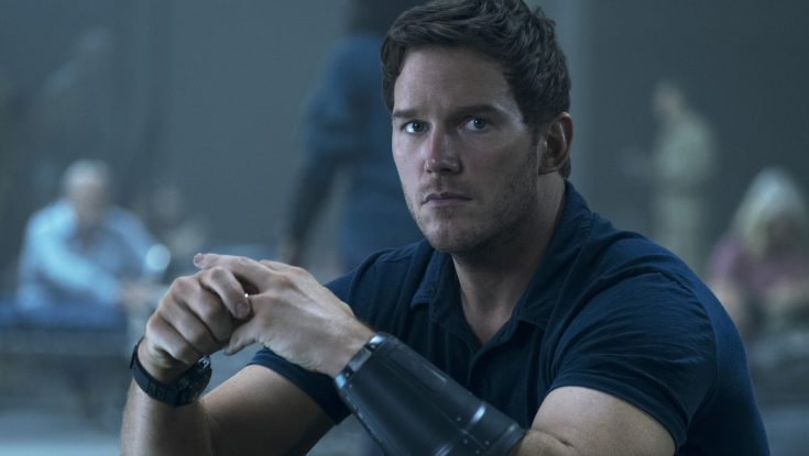 Chris Pratt Leads All-Star Cast Into the Future To Save Humanity From Alien Invaders in 'The Tomorrow War'