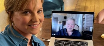Photos: Lucy Lawless Returns to her Kiwi Roots for Second Season of 'My Life is Murder'